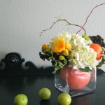 grapefruit-centerpiece