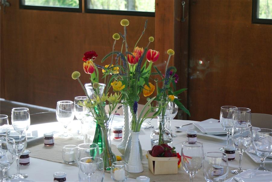 Bud vase centerpiece ideas wedding gallery