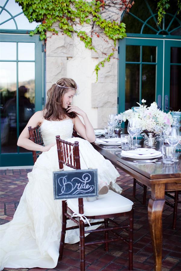vineyard wedding inspiration | photo by Erika Nicole