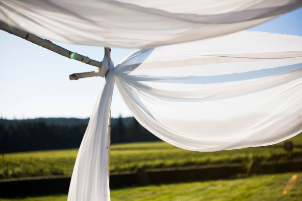 chuppah detail | image by Anne Nunn