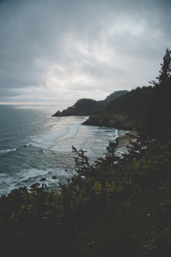 I love the Oregon coast! | photo by Cat Dossett